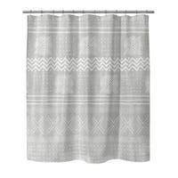 Kavka Designs Nova Shower Curtain