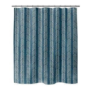 TEAL WILLOW Shower Curtain By Becky Bailey