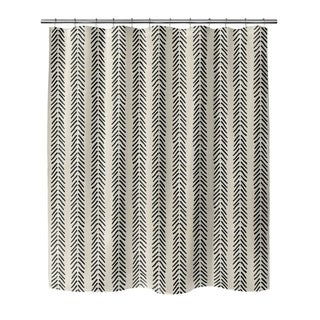 IVORY WILLOW Shower Curtain By Becky Bailey