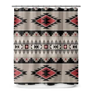 Buy Southwestern Shower Curtains Online At Overstock