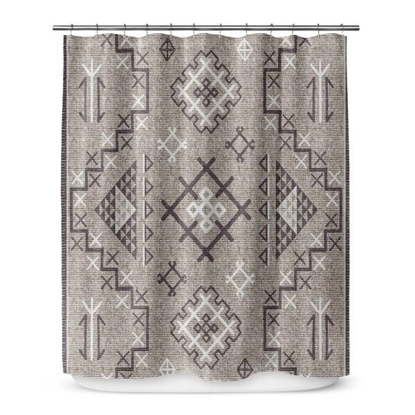 Shop AZTEC Shower Curtain By Marina Gutierrez