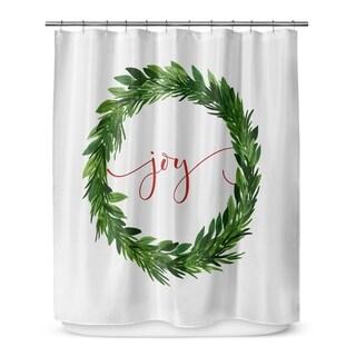 Kavka Designs Joy Shower Curtain