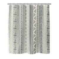 IVORY LANDSCAPE Shower Curtain By Becky Bailey