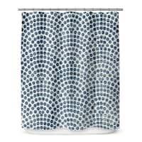 Kavka Designs Sunrise Shower Curtain