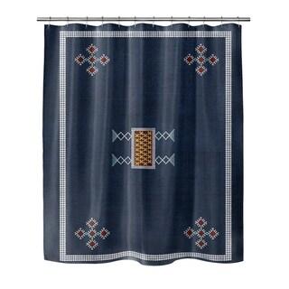 CHETUMAL Shower Curtain By Terri Ellis