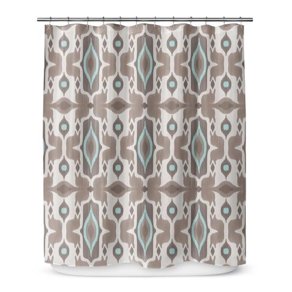 MOJAVE Shower Curtain By Marina Gutierrez