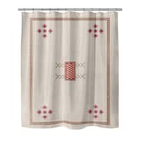 Kavka Designs Puebla Shower Curtain