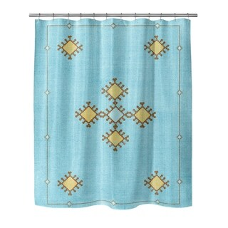 MONCLOVA Shower Curtain By Terri Ellis