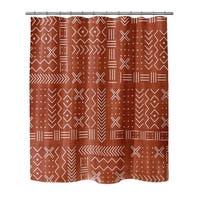 EDAN Shower Curtain By Terri Ellis