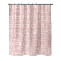 pale pink shower curtain. Kavka Designs Willow Pink Shower Curtain KESS InHouse Cafelab Marble Collage With Pale Gray