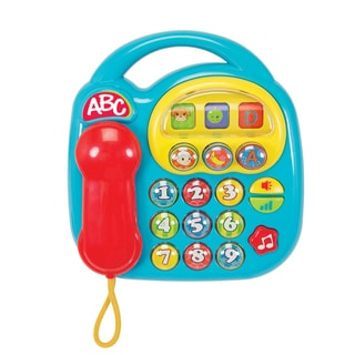 Link to Simba ABC Blue Telephone Similar Items in Toy Vehicles