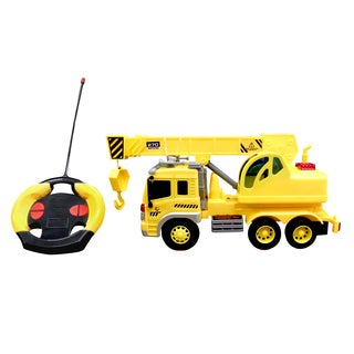 1:16 Scale Remote Control Construction Truck Crane