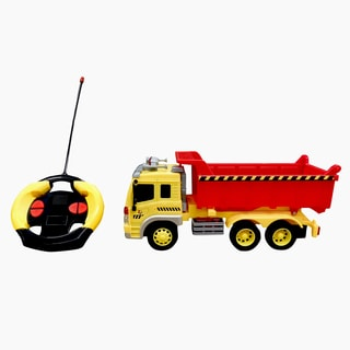 1:16 Scale Remote Control Construction Dump Truck