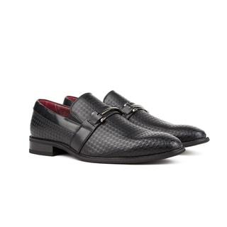 UV Signature Men's Diamond Cut Loafers