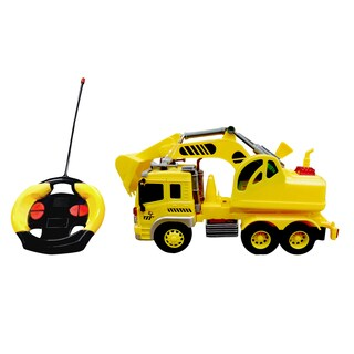 1:16 Scale Remote Control Construction Truck Excavator