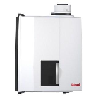 Rinnai E Series Condensing Gas Boiler E110CRP - White