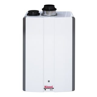 Rinnai Tankless Water Heater RUCS65iN - White