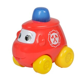Simba ABC Red Wind up Vehicle with Sound