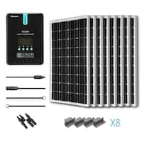 Renogy 800W 24V Mono Solar Starter Kit w/ MPPT Charge Controller