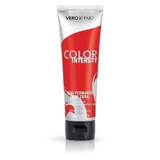 Joico Vero K-Pak Color Intensity Semi Permanent Hair Color Fiery Coral