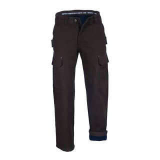 Smith's Workwear Men's Bonded-Fleece Lined Stretch Duck Canvas Cargo Pant|https://ak1.ostkcdn.com/images/products/18062875/P24225715.jpg?_ostk_perf_=percv&impolicy=medium