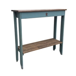 Primitive Rustic Country-style Sofa Table