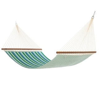 Large Quilted Hammock - Gateway Tropic