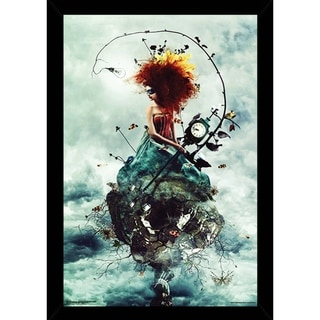 Delirium By Mario Nevado Poster With Choice of Frame (24x36)