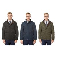 Braveman Men's Quilted Jacket