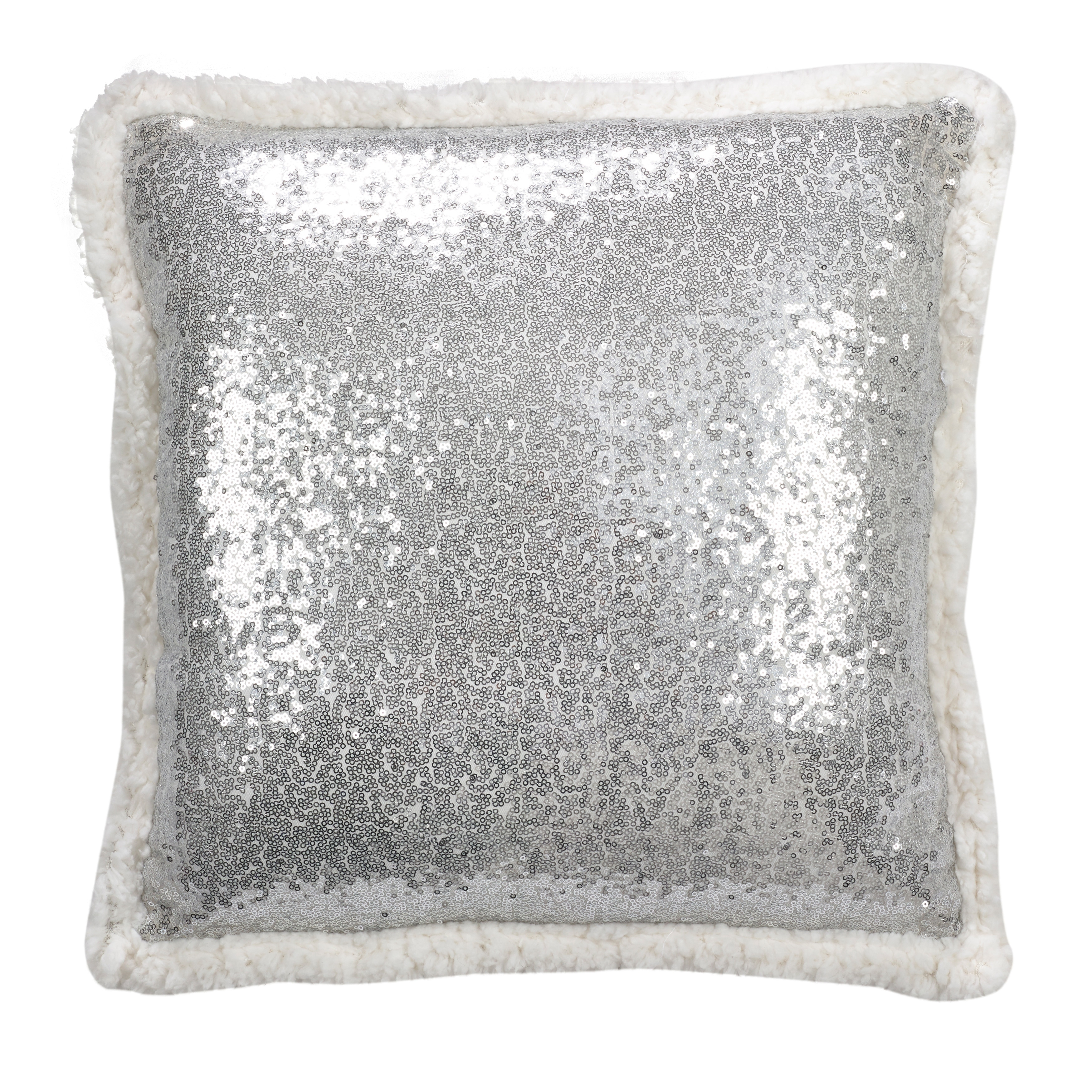Silver Throw Pillows Online At Our Best Decorative Accessories Deals