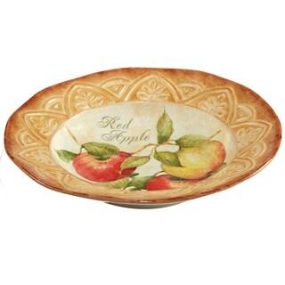 Certified International Tuscan Fruit 14.25 inch Pasta Bowl