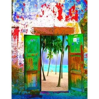 """""""Open Door"""" by James Richmond, Giclee Canvas Wall Art"""