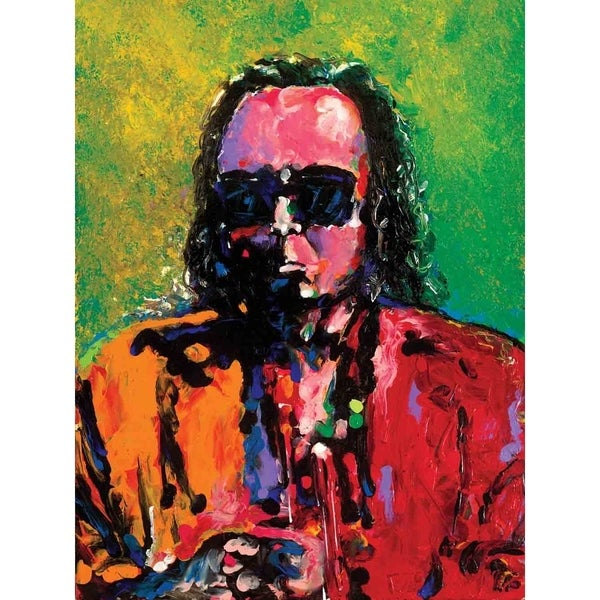 """Miles Alive"" by Jerry Prettyman, Canvas Giclee Wall Art"