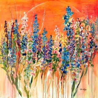 """Sun up"" by Phyllis Shipley, Giclee Canvas Wall Art Print"