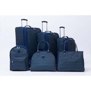 Isaac Mizrahi Ingram 6-piece Spinner Luggage Set