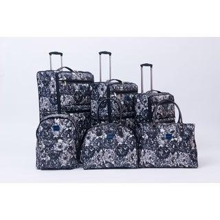 Isaac Mizrahi Boldon 6-piece Spinner Luggage Set