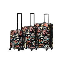 Body Glove Inner City 3-piece Hardside Spinner Luggage Set