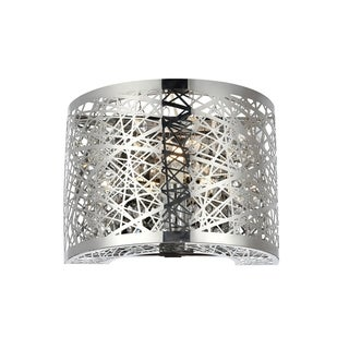 OWEN Collection Wall Sconce D3.9 H5.9 Lt:1 Chrome Finish