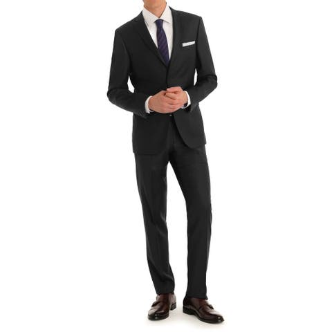 MDRN Uomo Men's Slim-Fit 2 Piece Suits