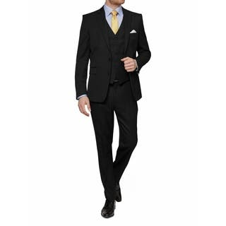 MDRN Uomo Men's Slim Fit 3 Piece Suits|https://ak1.ostkcdn.com/images/products/18064075/P24226632.jpg?impolicy=medium