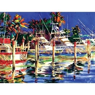 """Islamorada"" by Jim Gerard Holehouse, Canvas Giclee Wall Art"
