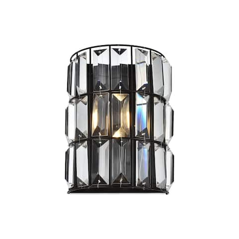Blair Collection Wall Sconce D4.8 H9.8 Lt:1 Oil rubbed bronze Finish