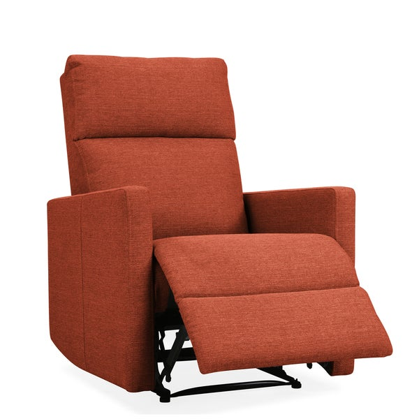 ProLounger Orange Power Wall Hugger Recliner Chair with USB Port - Free Shipping Today - Overstock.com - 24226808  sc 1 st  Overstock.com & ProLounger Orange Power Wall Hugger Recliner Chair with USB Port ... islam-shia.org