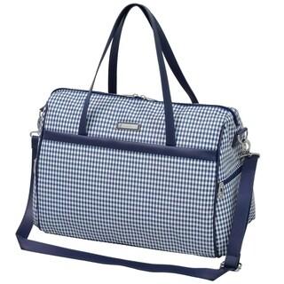 London Fog Hampton 17-inch Carry On Metro Tote Bag