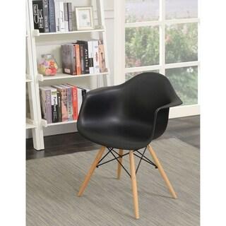 Furniture of America 'Tara I' Modern Dining Chair (Set of 2)