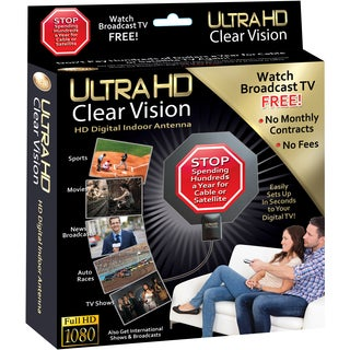 Ultra HD Clear Vision Antenna
