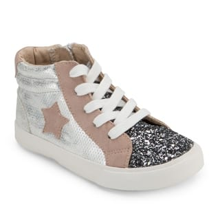Olivia Miller The Blaire Shoe High-top Sneaker