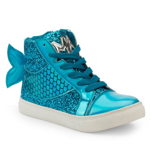 Olivia Miller The Ariel Shoe High-top Sneaker