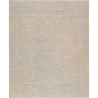 """Oushak Collection Hand-Knotted Lamb's Wool Area Rug (11'10"""" X 14'10"""")"""