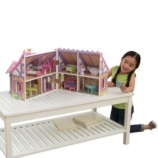 Enchanted Forest Dollhouse|https://ak1.ostkcdn.com/images/products/18065204/P24227763.jpg?impolicy=medium